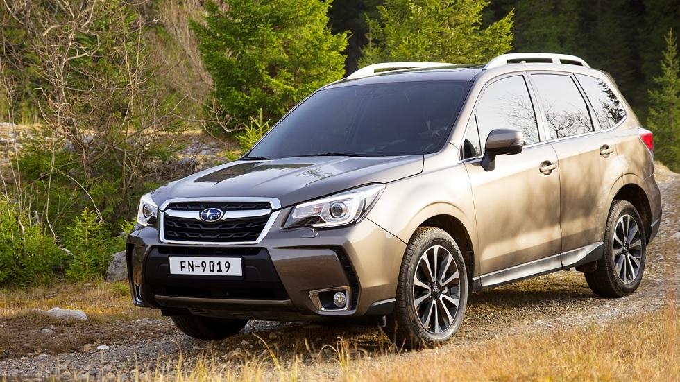 Subaru Forester 2016: mejoras estéticas y técnicas