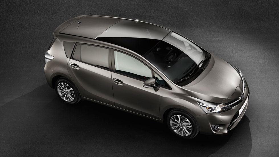 Toyota Verso 2016, todos los precios del monovolumen japonés