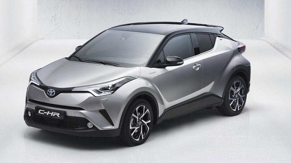 Toyota C-HR, lo que tienes que saber del nuevo SUV japonés