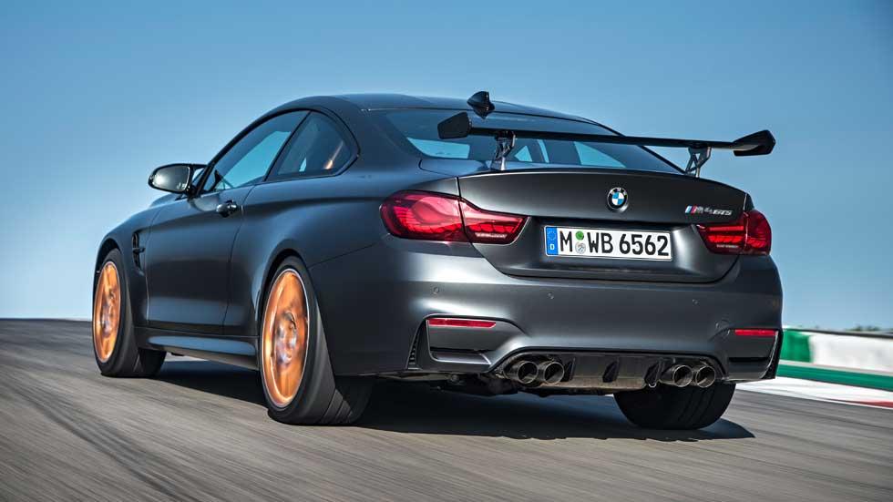 BMW M4 GTS: el precio del poder