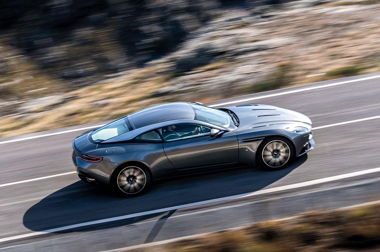 Aston Martin DB11, el sustituto del DB9