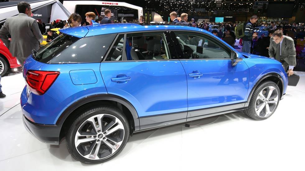 Audi Q2: el primer SUV urbano de lujo