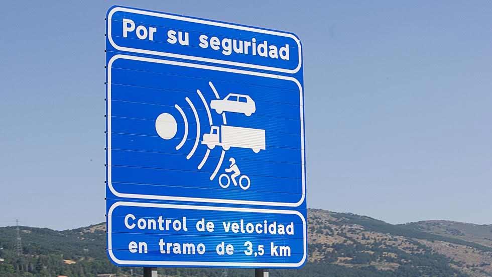 Los nuevos radares que se instalarán en las carreteras secundarias