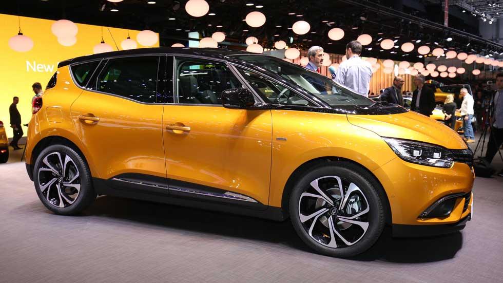 Renault Scénic 2016, paso a la cuarta generación