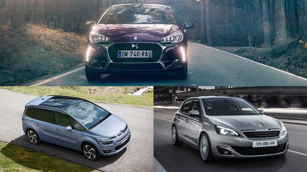 PSA publica sus primeras pruebas de coches con consumos reales