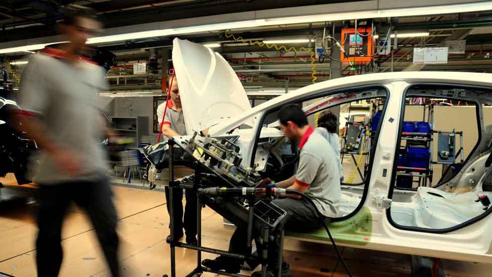 España, octavo país en producción de automóviles