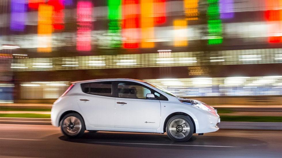 Crecen las ventas de coches híbridos y eléctricos en febrero en España
