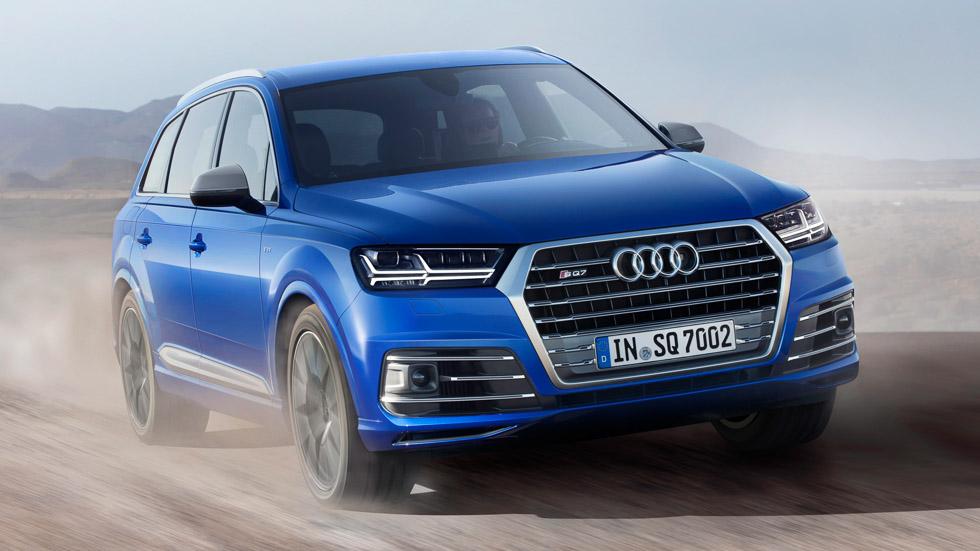 Audi SQ7, vitamina S para el Audi Q7