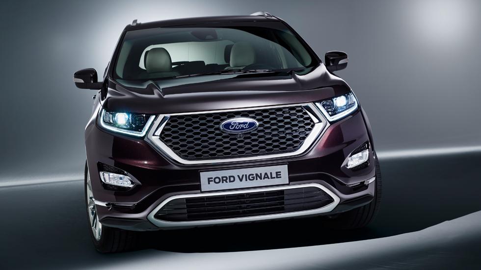 Ford Edge Vignale y Ford Kuga Vignale Concept, aparición en Ginebra