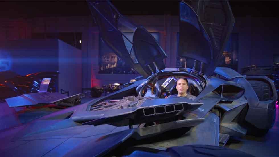 El Actor Ben Affleck Sorprende A Sus Fans Subido Al