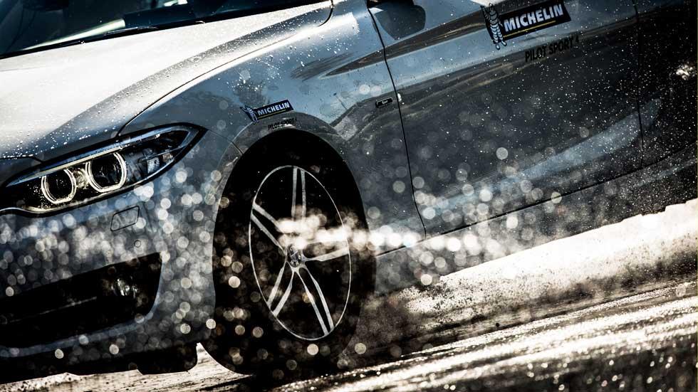 Michelin Pilot Sport 4: nuevo neumático de altas prestaciones