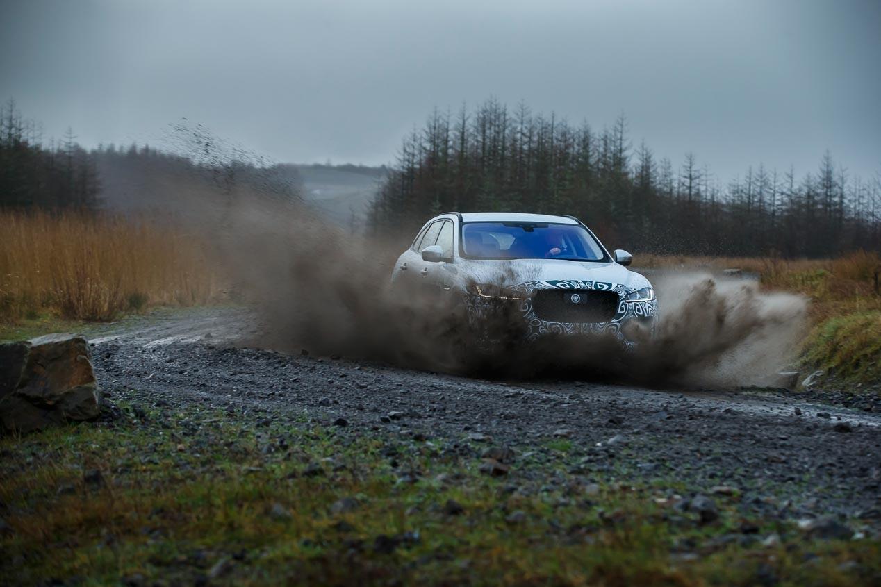 Jaguar F-Pace: el nuevo SUV de lujo, a prueba