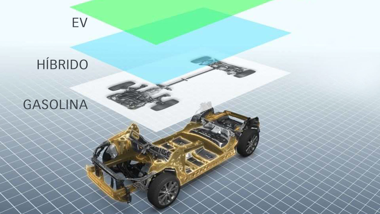 Nuevo Subaru Impreza 2016: desvelada su plataforma