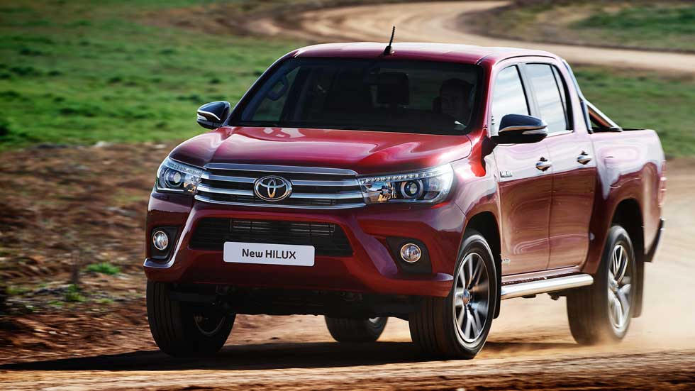 Toyota Hilux 2016 Doble Cabina: un pick-up para uso familiar