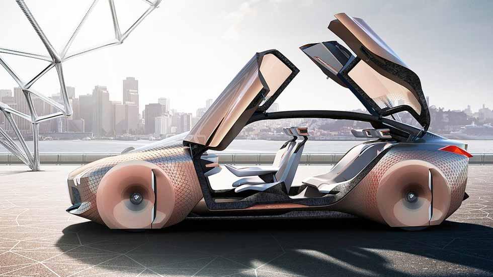 BMW Vision Next 100 Concept: así serán los BMW del futuro
