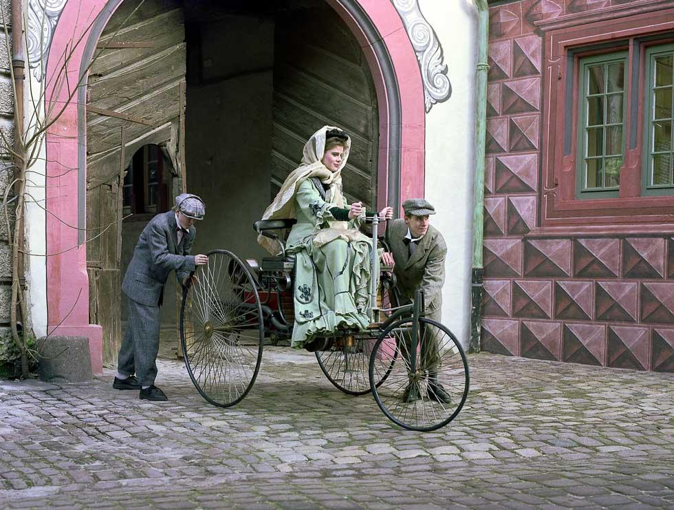 Bertha Benz: la mujer que revolucionó el transporte
