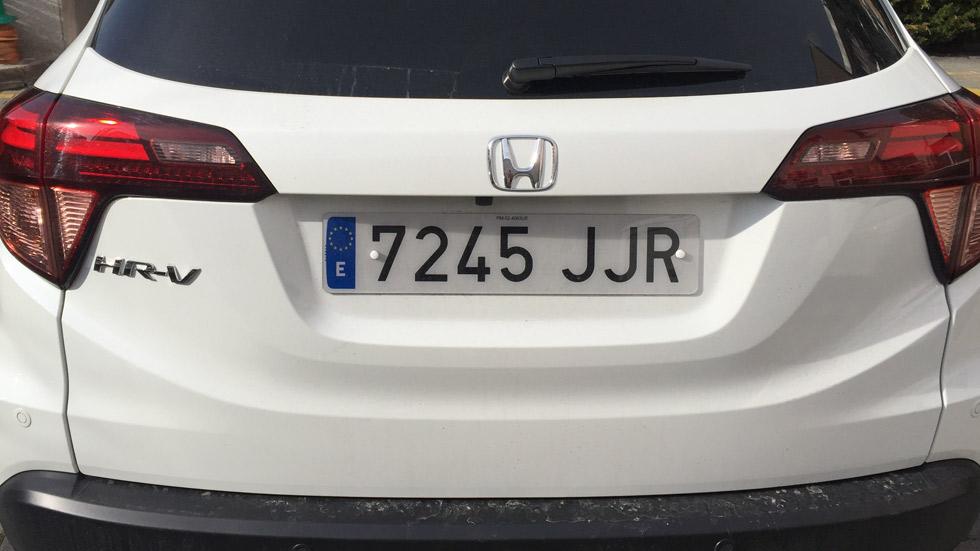 Honda HR-V: así son las soluciones prácticas de este SUV