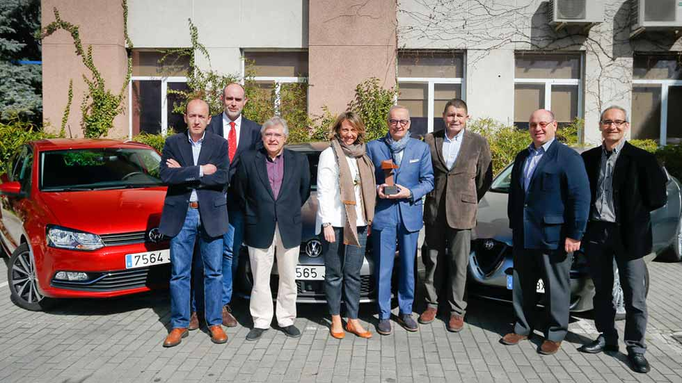 Los jurados del Car of the Year premian a Walter de Silva