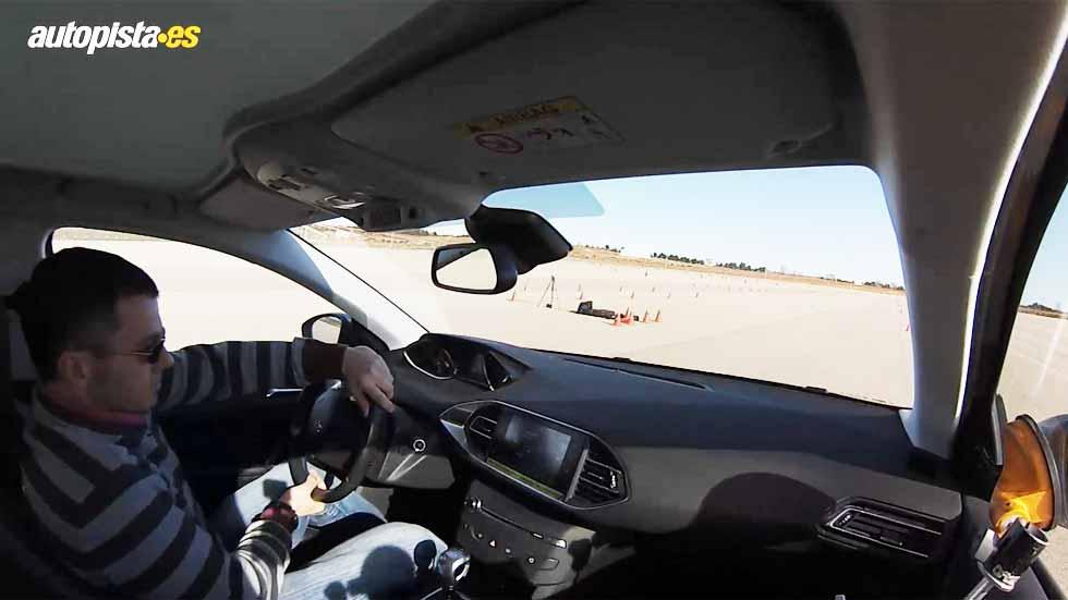 Peugeot 308 1.2 PureTech/130: las pruebas más exigentes (vídeo)