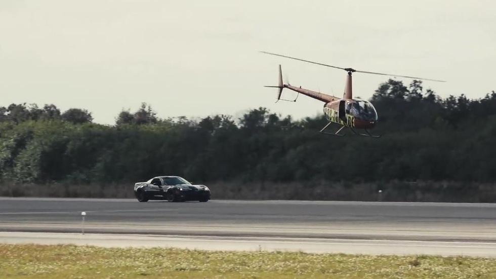Genovation GXE, el Corvette eléctrico de los 300 km/h (vídeo)