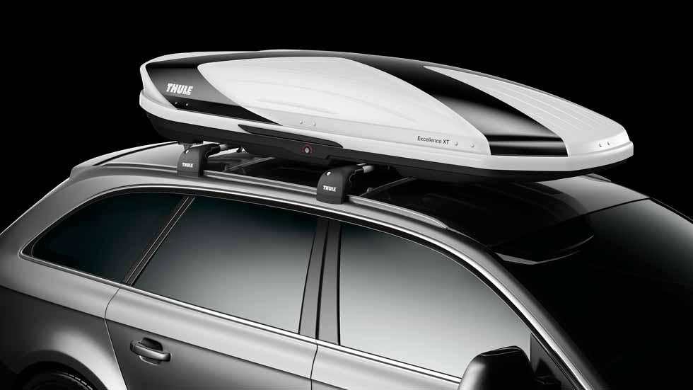 Dudas gasta m s el coche si lleva un cofre de equipaje en el techo - Cofre techo coche ...
