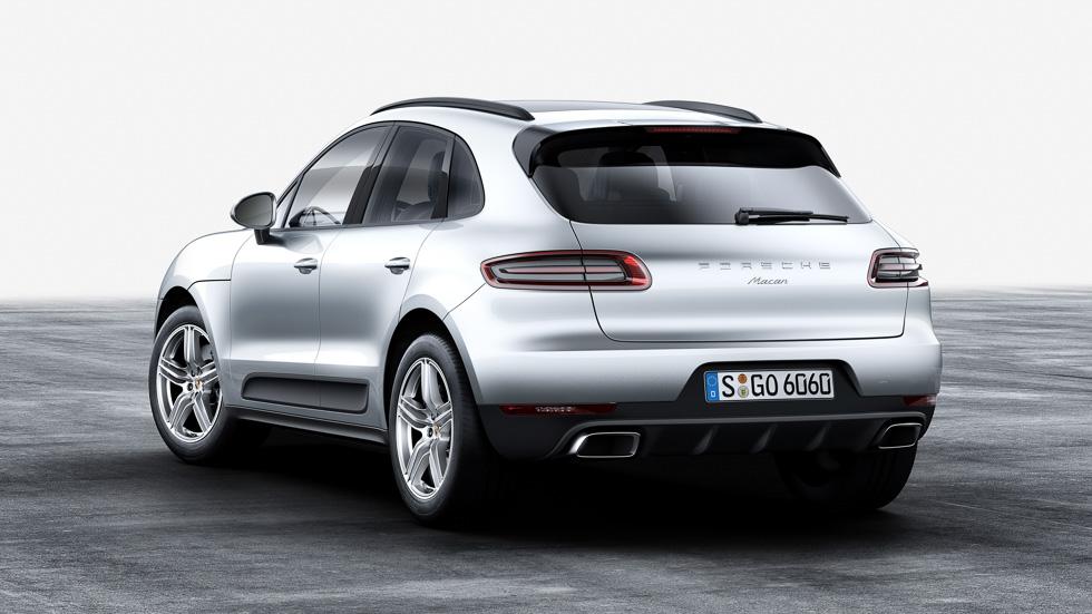 Porsche Macan 2.0 turbo: el Porsche Macan más barato