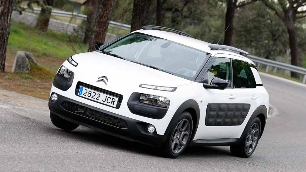 Citroën C4 Cactus 1.2 PureTech 110: el C4 Cactus más interesante
