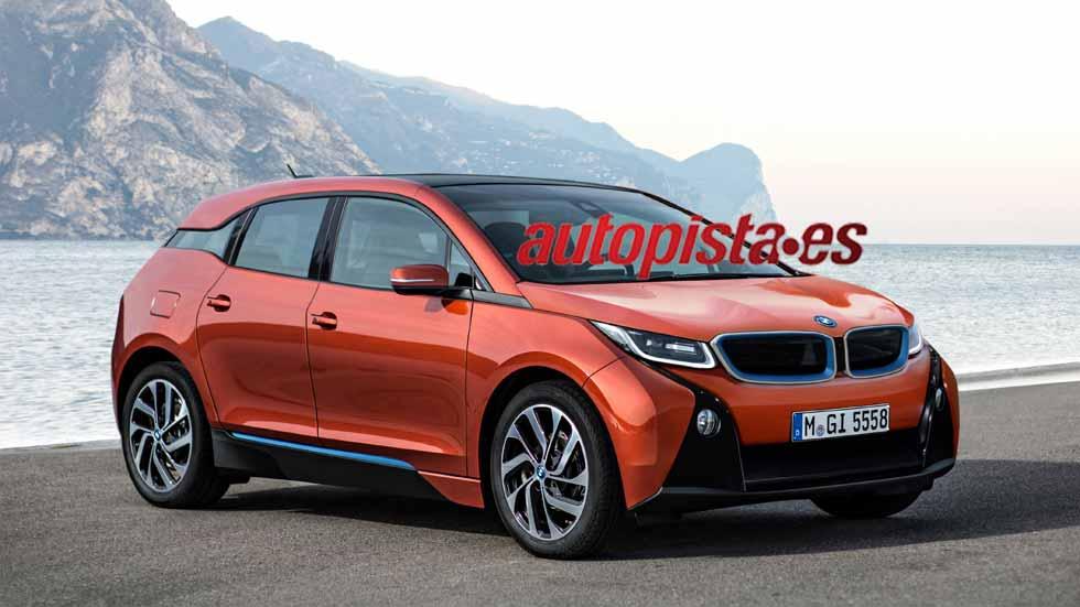 """BMW i5: el tercer coche de la familia """"i"""", en 2020"""