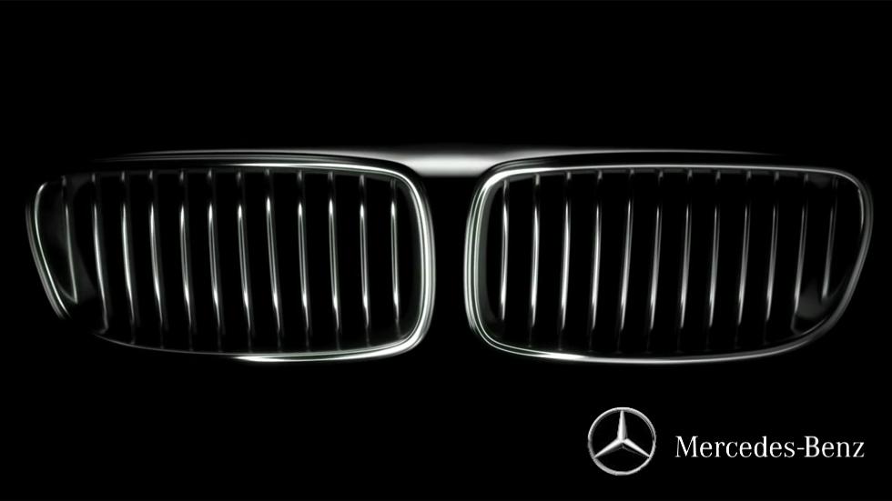 Mercedes y su particular felicitación a BMW, la guerra de marcas continúa