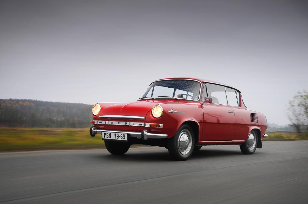 Skoda 1000MBX: el coupé de Skoda cumple 50 años