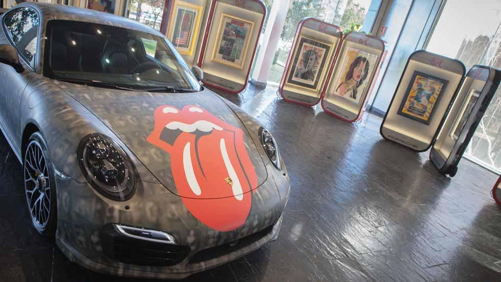Porsche Pop Art de Andy Warhol: coches, arte y pasión