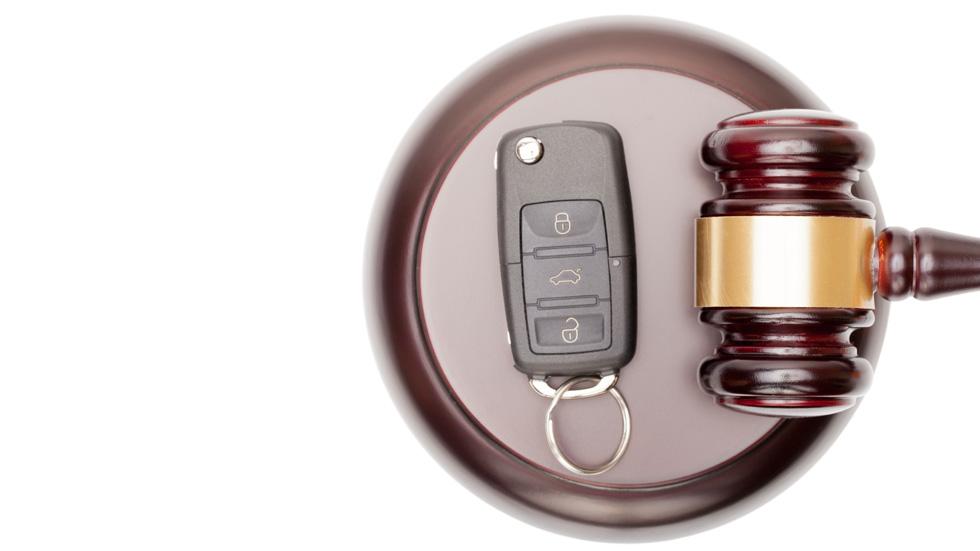 Anulan una multa por incompetencia del Jefe provincial de Tráfico