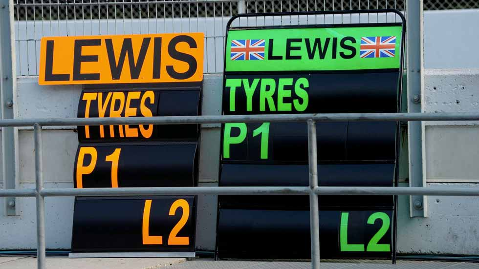 Fórmula 1 2016: sólo una leva de embrague para la salida