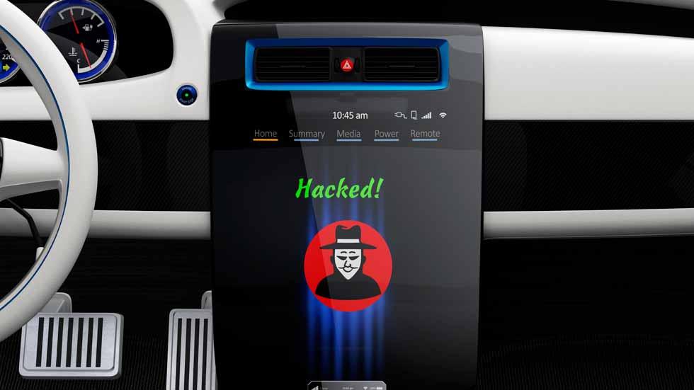 El coche autónomo, próximo objetivo de los hackers