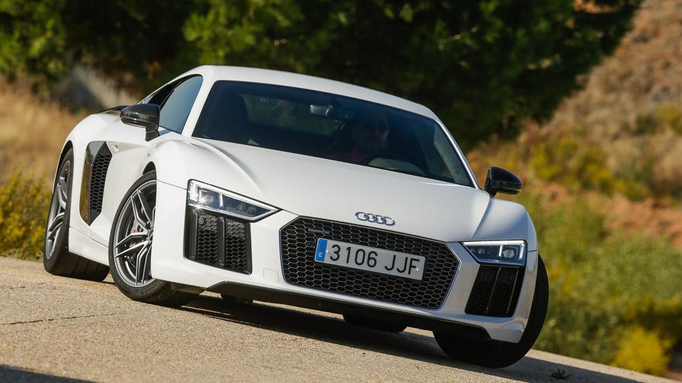 Audi R8 V10 Plus, probamos el mejor deportivo del momento