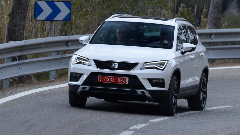 Seat Ateca 1.4 TSI ACT: probamos el primer SUV de Seat
