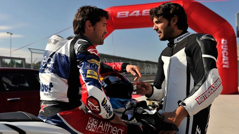 Sergio Romero retransmitirá el Mundial de Motociclismo en Telecinco