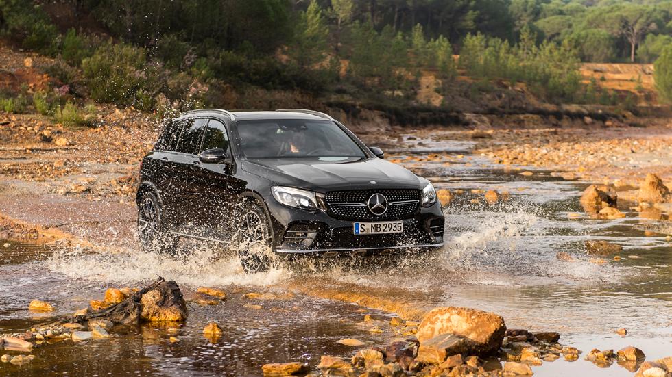 Mercedes-Benz GLC 43 AMG 4Matic, el SUV mediano más radical