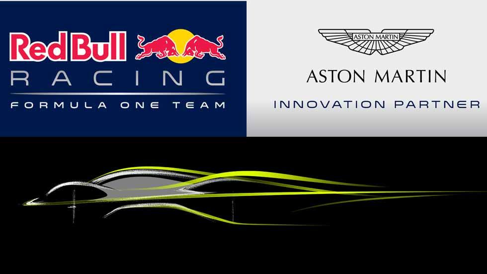 Aston Martin y Red Bull, juntas para crear un súper deportivo
