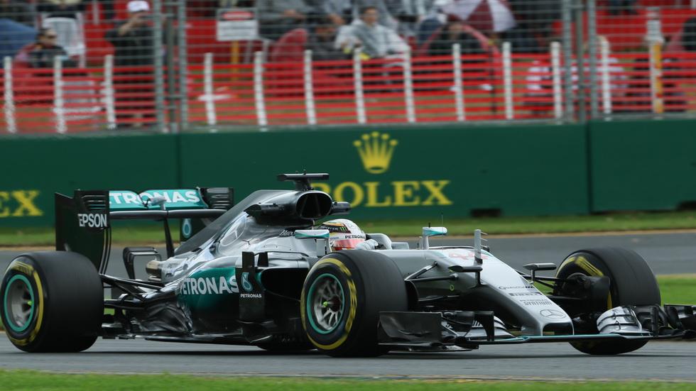 GP de Australia de F1- Entrenamientos libres: La lluvia, protagonista