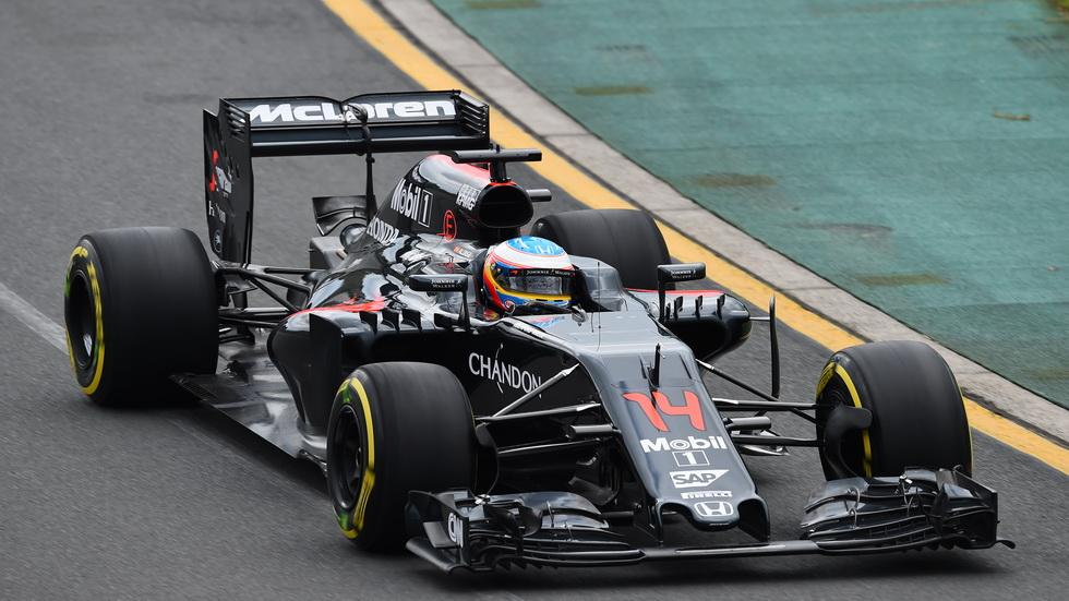 """GP Australia- Entrenamientos libres- Declaraciones de Fernando Alonso: """"Me siento cómodo"""""""