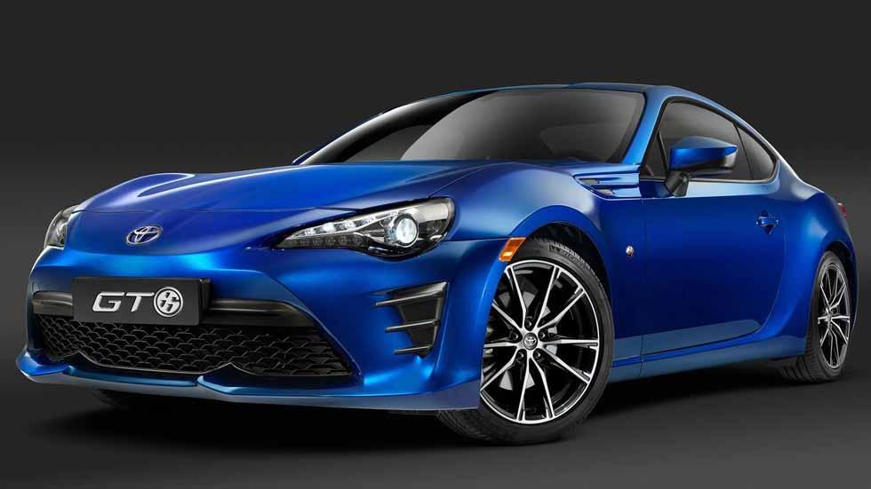 Toyota GT86 2017: más deportivo y divertido… todavía