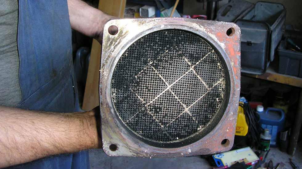 Filtro De Partículas Diesel Todas Las Preguntas Y Respuestas
