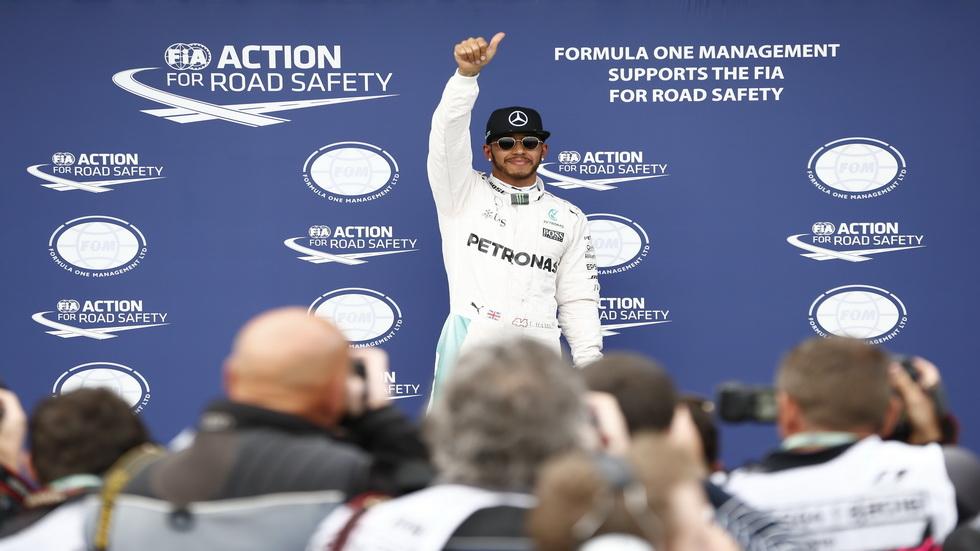 GP Australia de F1- Calificación- Pole para Hamilton