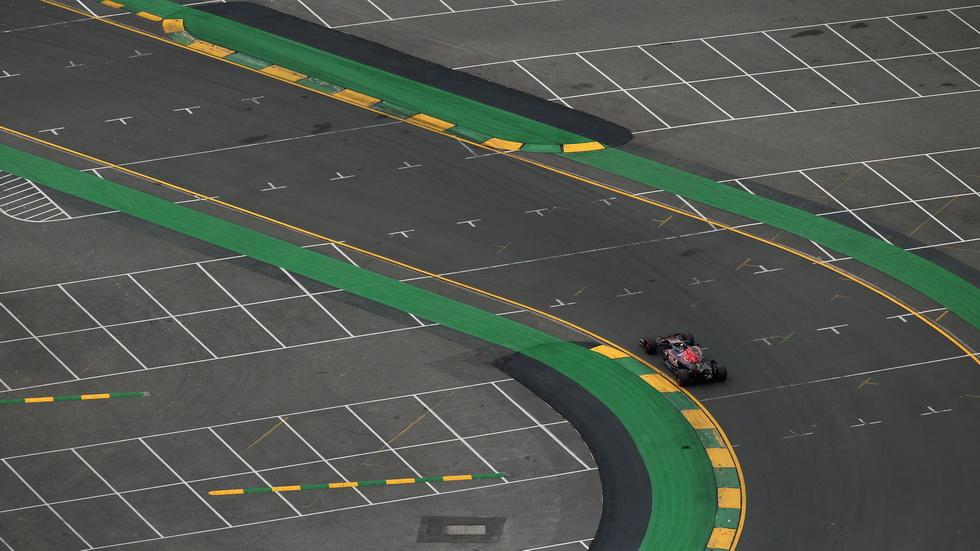 GP Australia de F1- Calificación: Declaraciones de Carlos Sainz