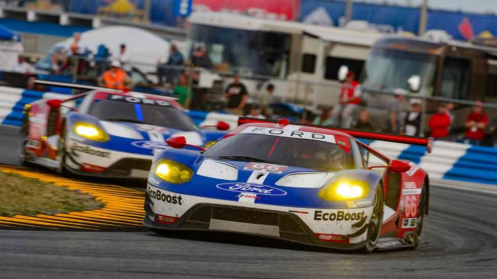 Ford GT40: el supercar que hizo historia en Le Mans (vídeo)