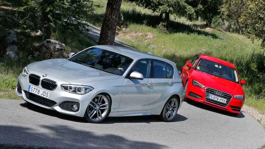 El compacto Premium más barato: BMW Serie 1 por 23.440 €