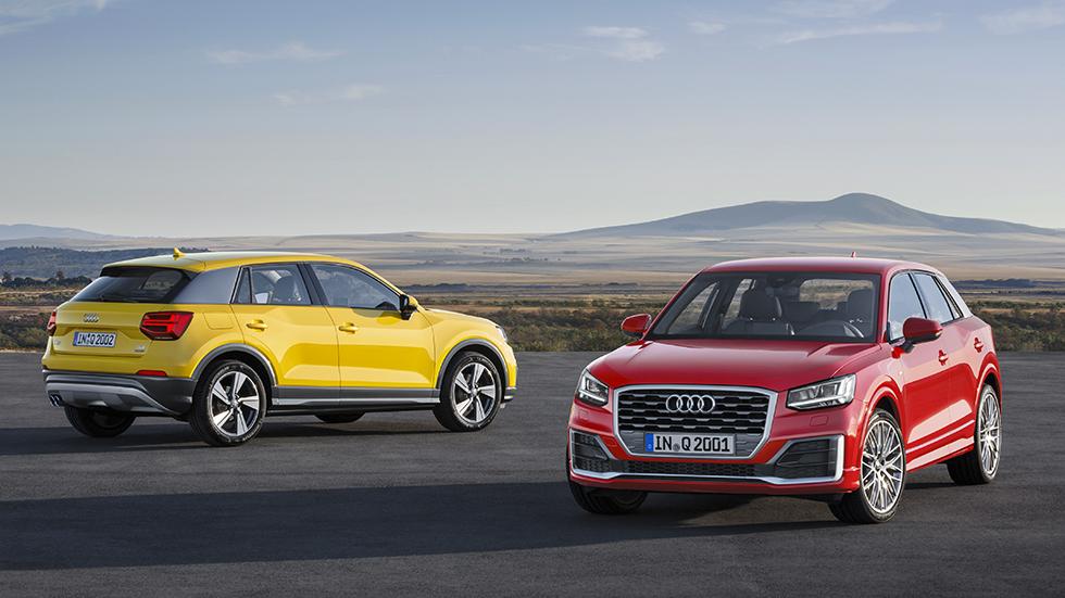 Del Audi Q2 al Q9: todos los SUV de Audi que llegarán