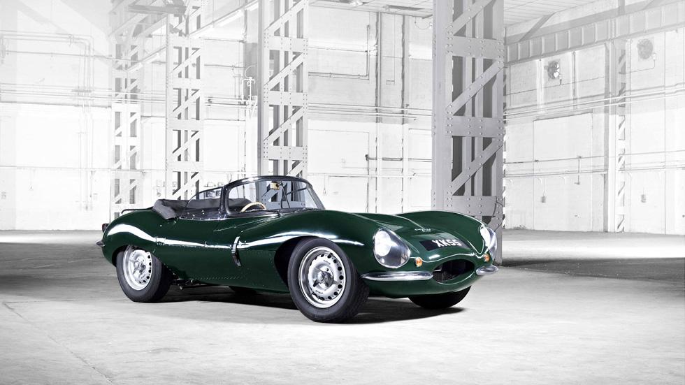 Sir Jaguar XKSS: vuelve en 2017 por 1,2 millones de euros