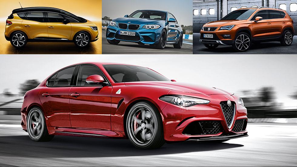 Los 15 mejores coches de 2016: SUV, deportivos, berlinas…